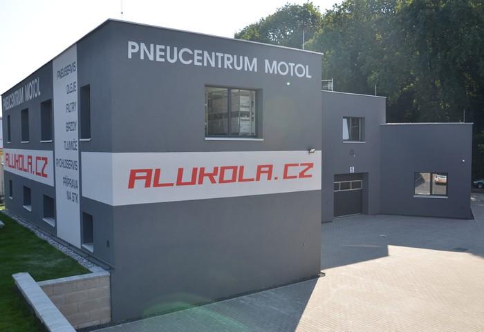 Point S město v Praha 5 - motol: Pneucentrum MOTOL